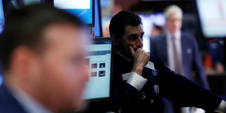 Wall Street baisse à l'ouverture avant Yellen, Goldman recule
