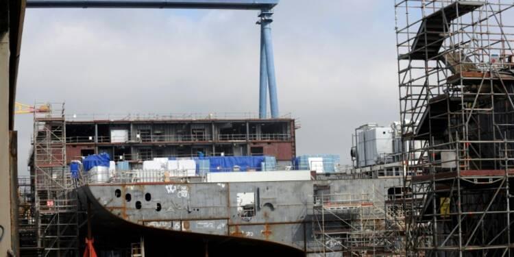 La justice sud-coréenne met en vente STX, possibilité d'achat séparé de Saint-Nazaire