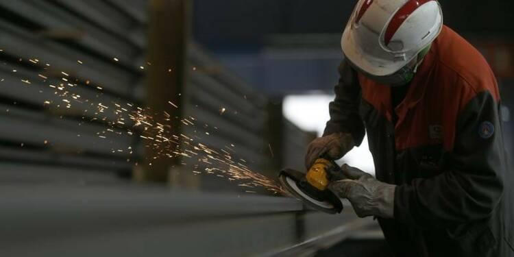 L'activité manufacturière renoue avec la croissance