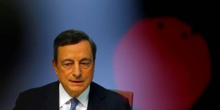 La BCE étudie d'éventuels changements aux rachats d'actifs