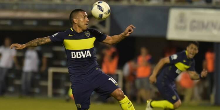 Le footballeur Carlos Tevez gagnera 14 000 euros par minute de jeu !