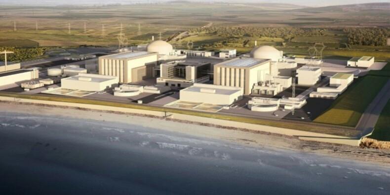 Réacteurs EPR à Hinkley Point: EDF confirme sa décision d'investir
