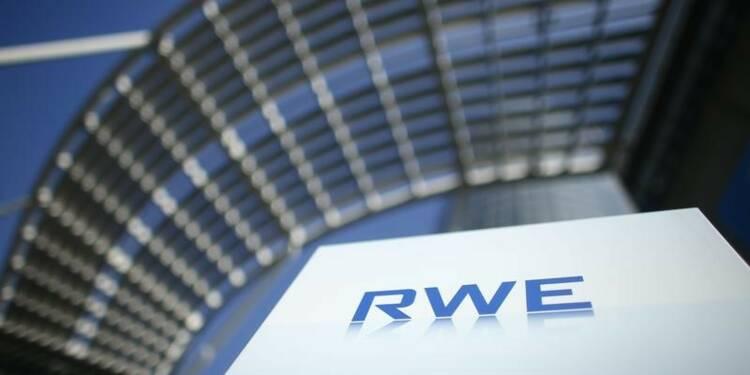 """COR-RWE """"pas pressé"""" de réduire sa participation dans Innogy-dirfin"""