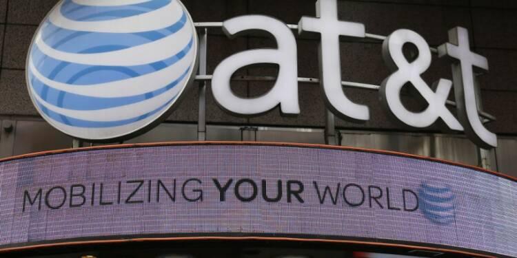 AT&T monte en Bourse après de bons chiffres sur DirecTV Now
