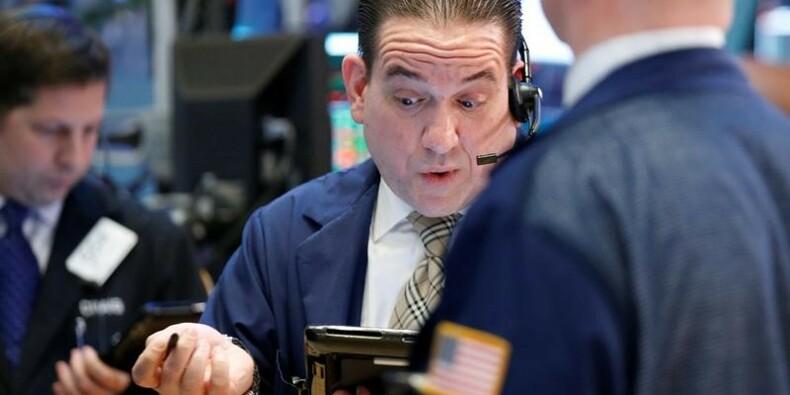 Le Dow Jones franchit les 20.000 points à l'ouverture