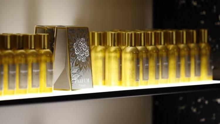 Plus fort repli des parfums-cosmétiques depuis 10 ans