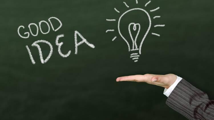 Création d'entreprise : les 5 clés pour trouver la bonne idée