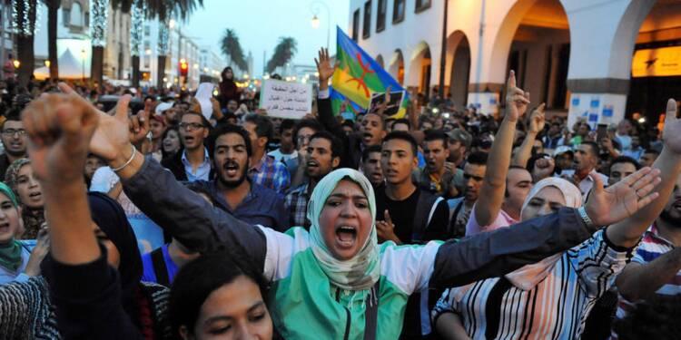 Nouvelles manifestations au Maroc après la mort d'un poissonnier