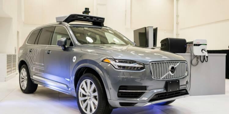 Uber lance la révolution de la location de voiture autonome