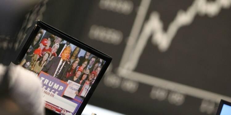 Bourse: les gagnants et les perdants de la victoire de Trump