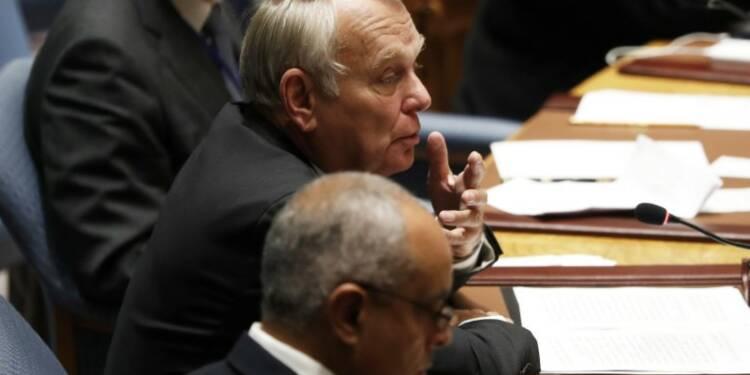 La France propose une surveillance élargie d'une trêve en Syrie