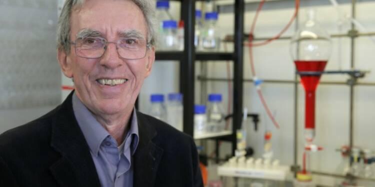 """Le Nobel français est """"tombé"""" sur une machinerie moléculaire"""