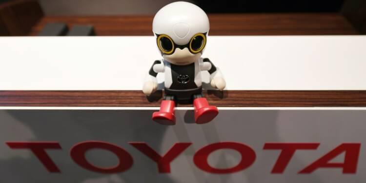 Ceatec: les robots dont l'intelligence est dans les nuages