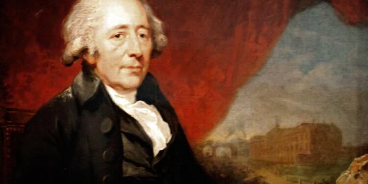 Matthew Boulton (1728-1809) : ce précurseur de la révolution industrielle a mécanisé les usines