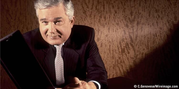 Lou Gerstner (né en 1942), IBM : en moins d'une décennie, il a changé le cœur de métier de cette entreprise informatique