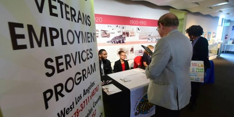 USA: vers des créations d'emplois encore soutenues en septembre