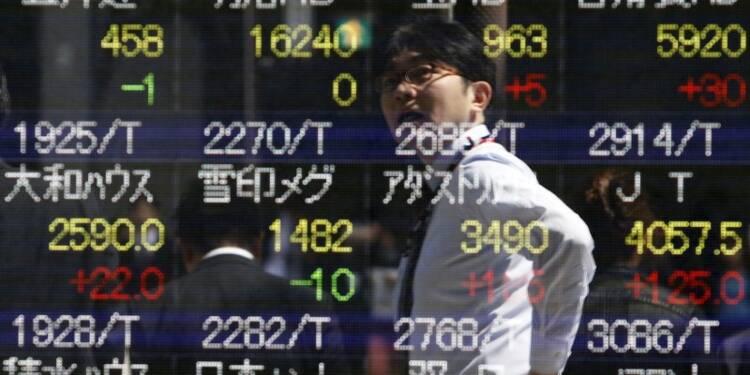 La Bourse de Tokyo gagne 0,49%, portée par Fast Retailing