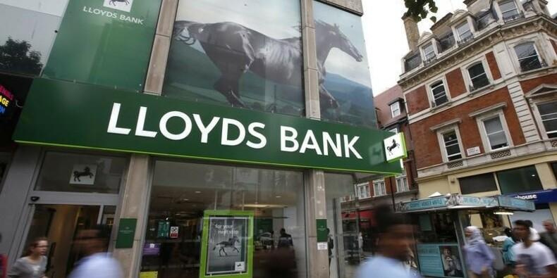 Lloyds Banking va supprimer 1.230 emplois de plus