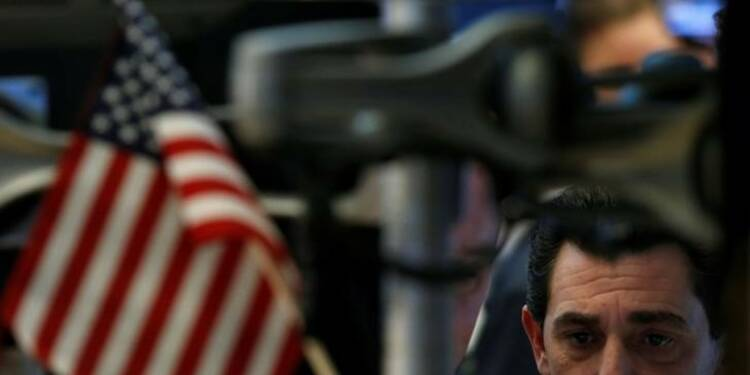 Wall Street marque une pause, le Dow grappille 0,04%