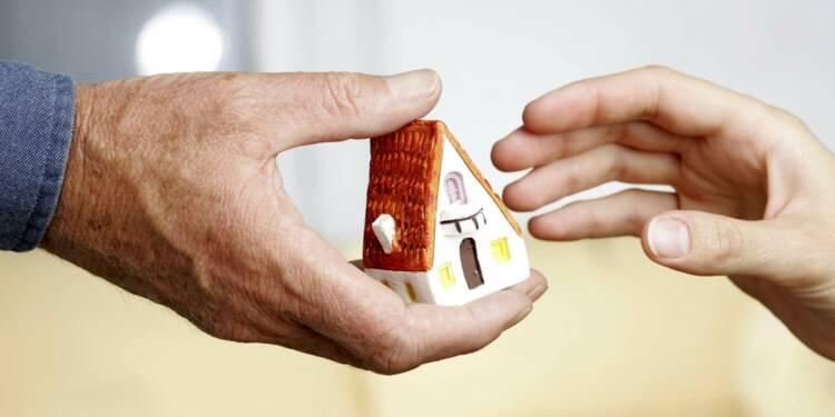 Pensez au démembrement d'un bien immobilier pour réduire les droits de succession