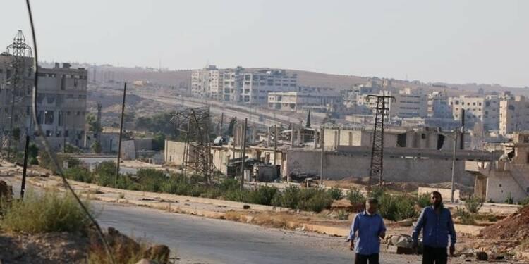 Pour un chef rebelle d'Alep, la trêve ne tiendra pas en Syrie