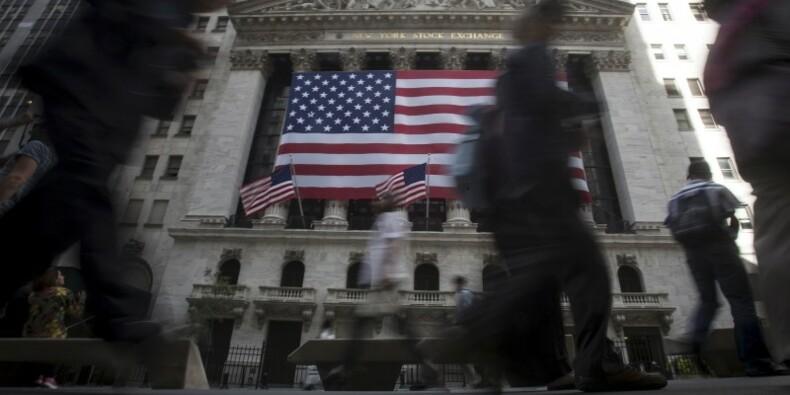 Wall Street ignore le PIB mais surveille Yellen