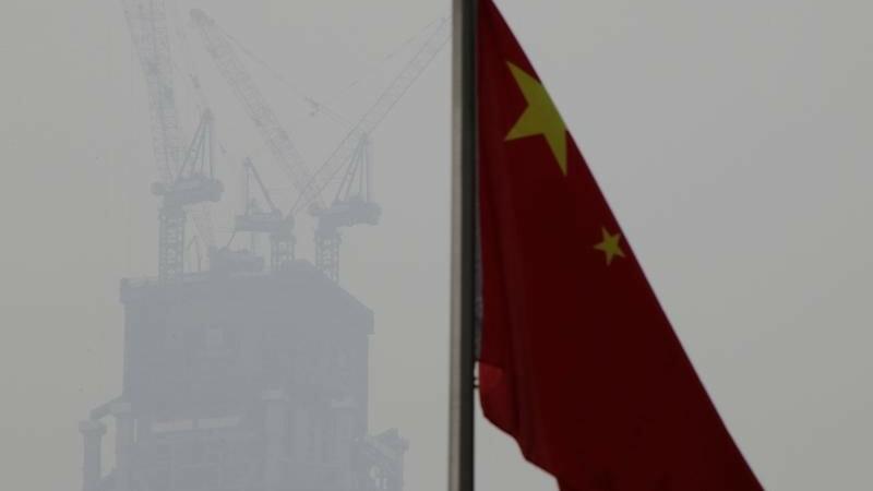 La Chine abaisse son objectif de croissance, à environ 6,5%