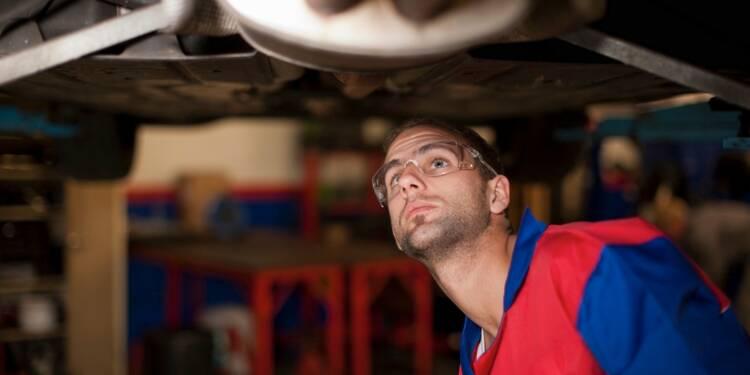 Economisez 50% chez votre garagiste en acceptant les pièces d'occasion