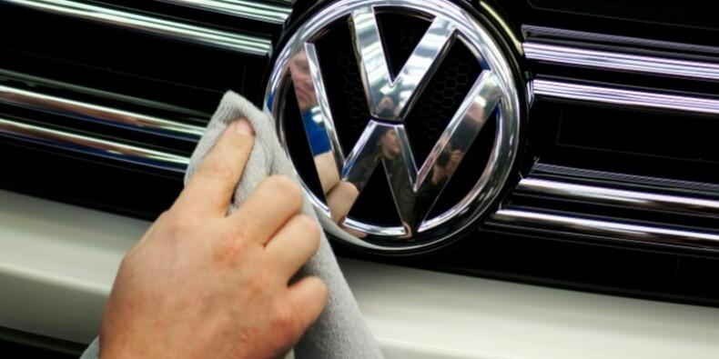 """Volkswagen totalement mobilisé pour dépasser le """"dieselgate"""", assure son patron"""