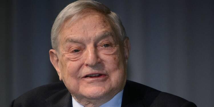 George Soros a perdu 1 milliard de dollars en spéculant contre Donald Trump