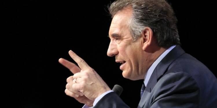 François Bayrou de nouveau en faiseur de roi