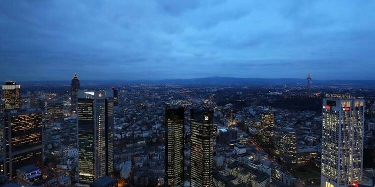 Deutsche Bank songe à quitter certains pays européens