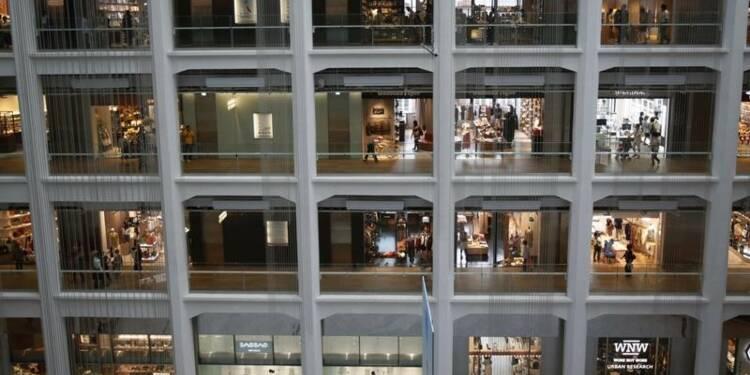 Ventes au détail japonaises inférieures aux attentes en décembre