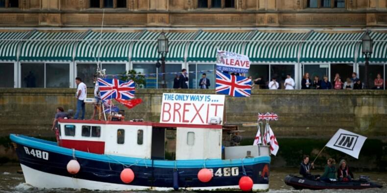 Economie maritime française: des acteurs s'inquiètent de l'impact du Brexit