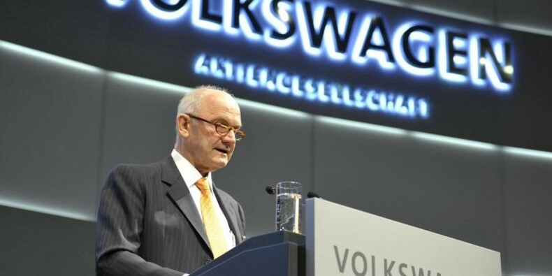 L'ex-président de Volkswagen Piëch refuse de parler aux députés