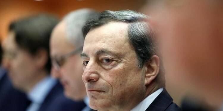 La BCE attend une hausse durable de l'inflation pour agir