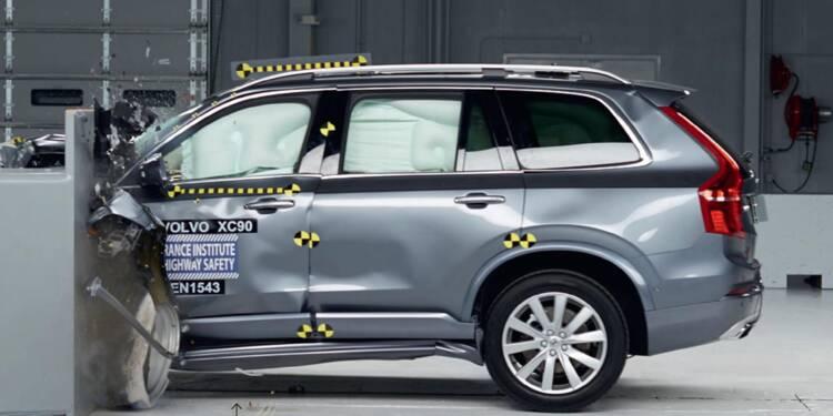 Sécurité routière : nos voitures sont-elles sûres ?
