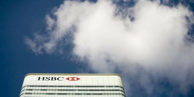 HSBC délocalisera en partie à Paris après le Brexit