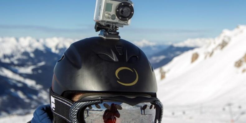 GoPro déçoit avec ses résultats et prévisions, le titre chute