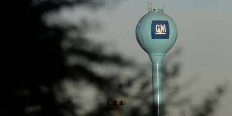 GM va investir un milliard de dollars aux Etats-Unis