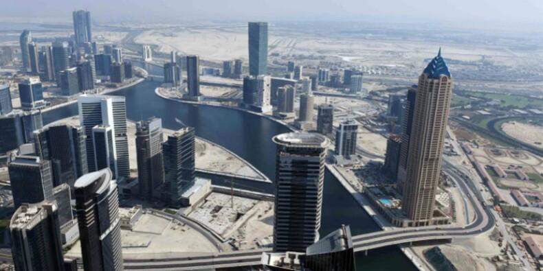 Dubaï inaugure un canal grandiose