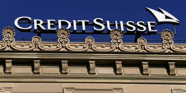 Credit Suisse inscrira une charge de 2 milliards de dollars pour son accord américain