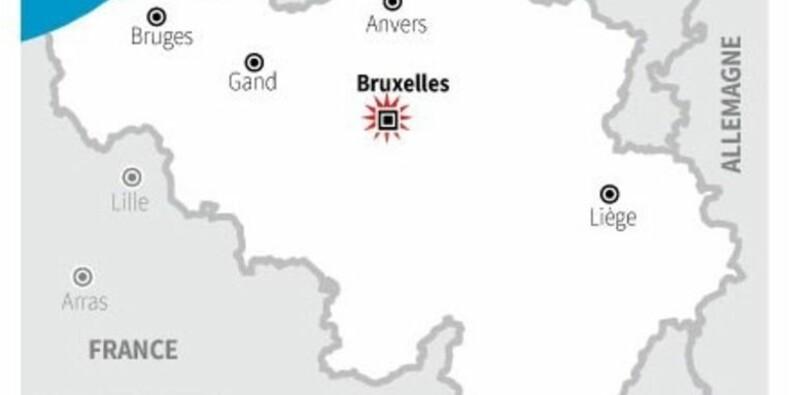 Incendie criminel à l'institut de criminologie de Bruxelles