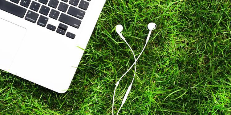 Le streaming musical séduit désormais toutes les générations de Français