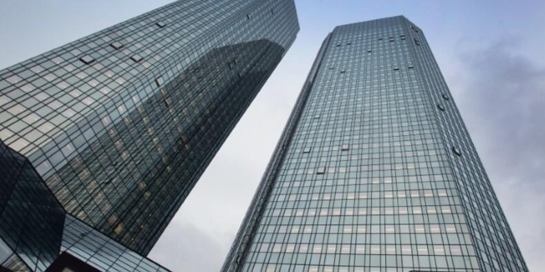 En pleine déroute, Deutsche Bank prête à tailler encore plus fort dans ses effectifs