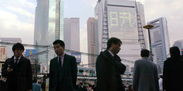 Le PIB japonais en hausse de 1% au 4e trimestre
