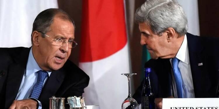 Washington rompt le dialogue avec Moscou sur la Syrie