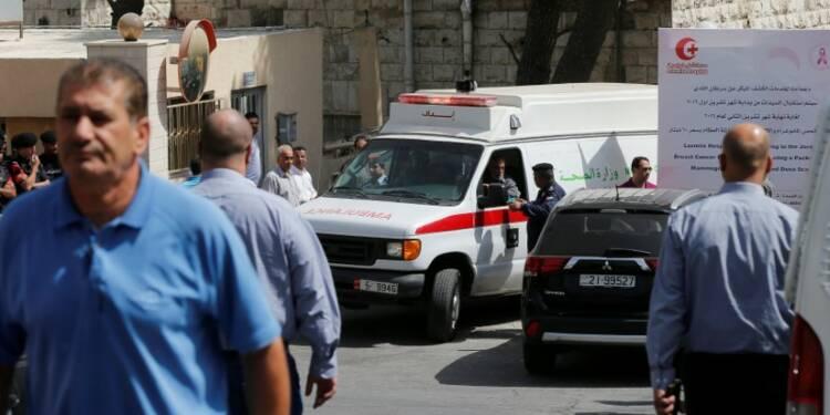 Un écrivain abattu devant le palais de justice d'Amman