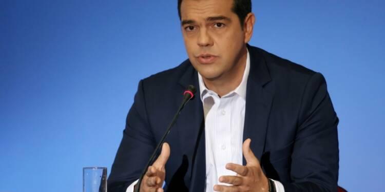 Grèce: les divergences entre le FMI et l'UE retardent une solution à la crise, estime Tsipras