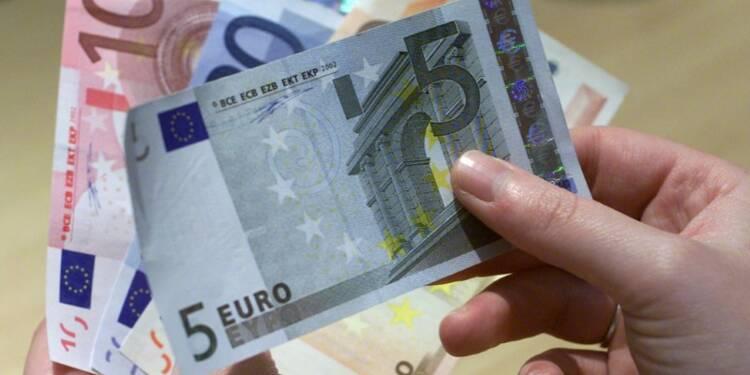 La croissance dans la zone euro au 3e trimestre stable comme prévu